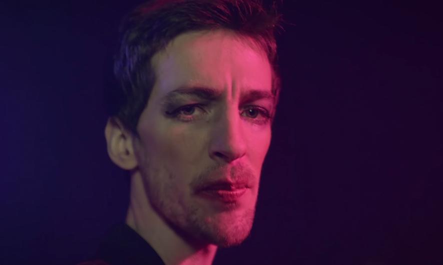 KoliaK sur le tournage du clip Alena dans la boite de nuit Bifrost à Rouen
